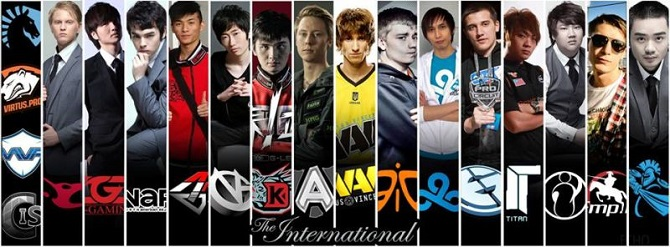 Dendi Dota 2 professional player