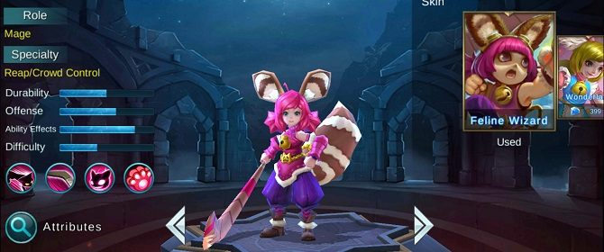 nana mobile legends guide