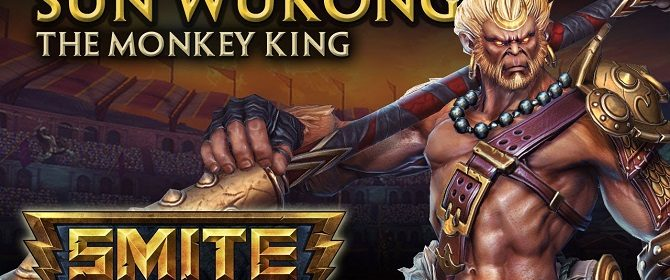 smite awesome moba game