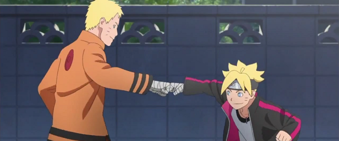 Boruto The Next Generation