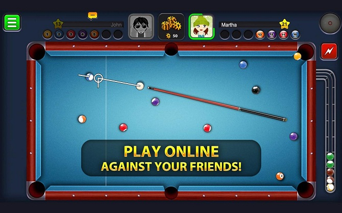 8 ball pool free cash