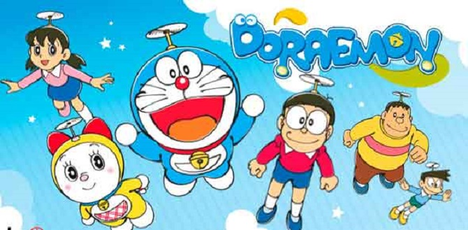 Doraemon latest movie
