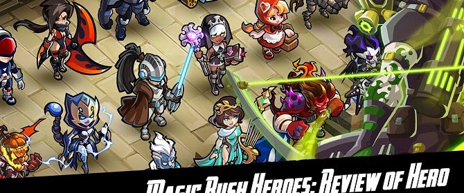Magic rush best heroes