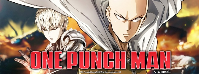 One Punch man character