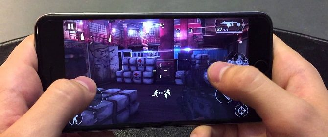 Modern combat 5 game