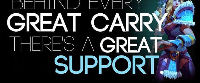 dota 2 support