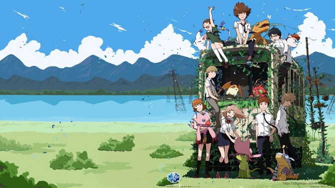 Digimon series