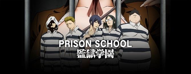 Prison school characters