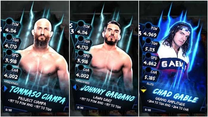 Free WWE Supercard Credits