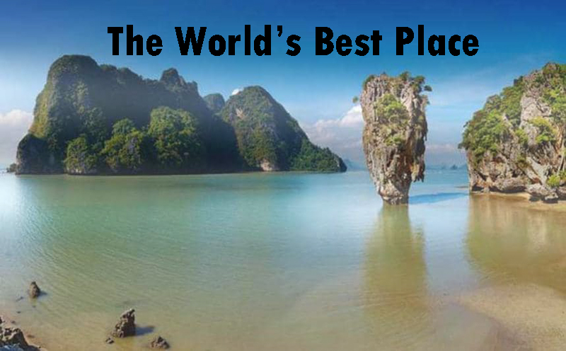 the world's best place