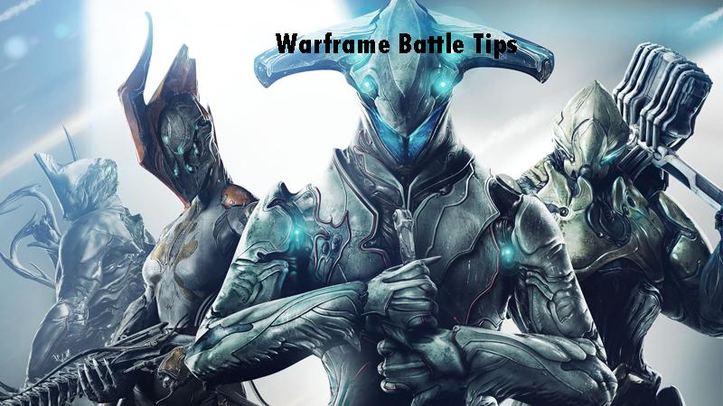 warframe battle tips