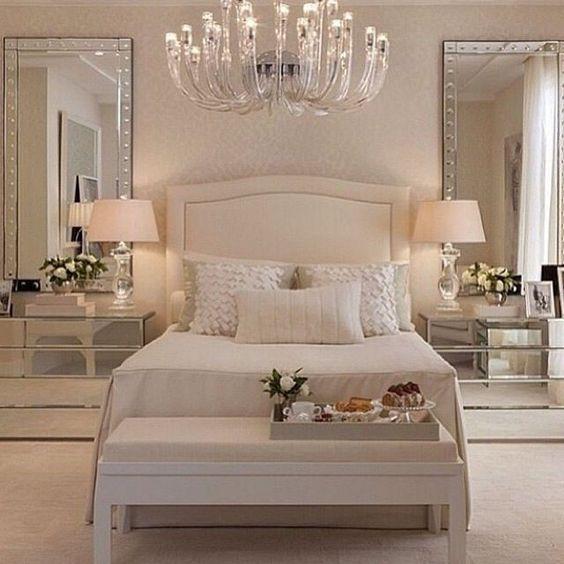 Hamptons Woman Bedroom