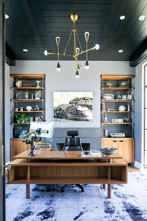 Design Inspiring Home Workplace