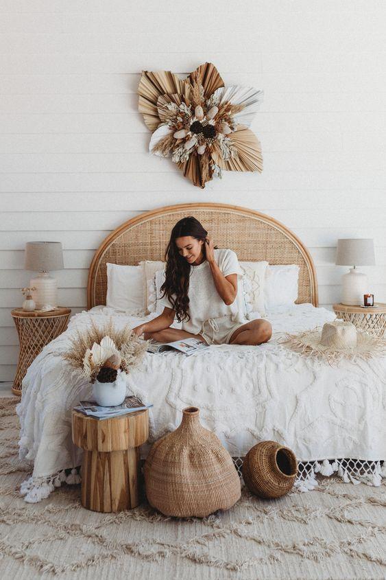 rattan furniture for bedroom