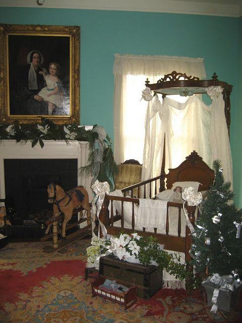 Victorian kid's room
